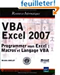 Vba Excel 2007 - Programmer Sous Exce...