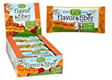 Gnu Foods - Flavor & Fiber Bar - Orange Cranberry, 16 bars