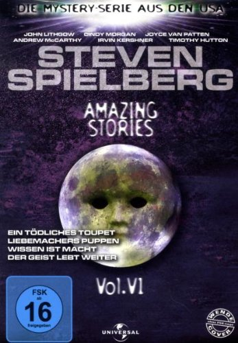 Amazing Stories Vol. 6