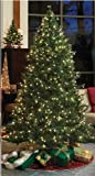 GKI Bethlehem Lighting Baby Pine Blue Full 9 Foot Christmas Tree Prelit with Clear