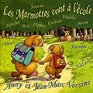 Les Marmottes Vont A L'Ecole