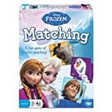 The Wonder Forge Disney Frozen Matching Game, Multi Color