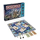 Toy - Hasbro Spiele B2348100 - Monopoly World, Familienspiel