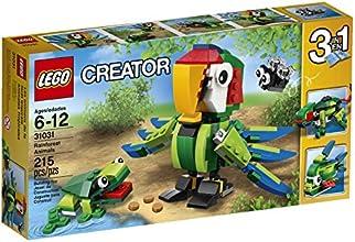LEGO Creator Rainforest Animals - 31031