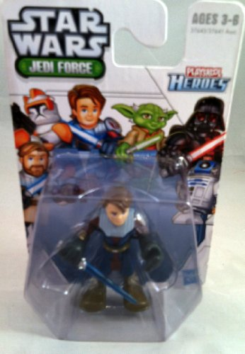 Playskool Heroes Star Wars Jedi Force Anakin Skywalker 2.5
