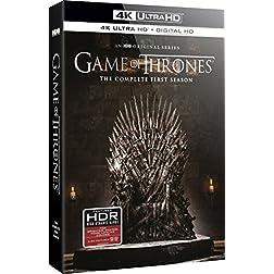 Game Of Thrones: Season 1 [4K Ultra HD + Blu-ray]