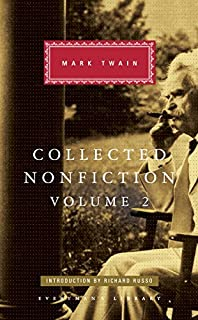 Book Cover: Collected Nonfiction, Volume 2: Selections from the Memoirs and Travel Writings