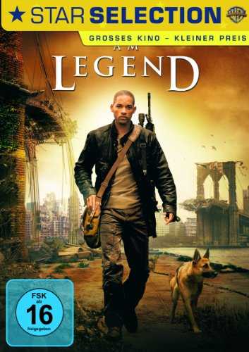 I Am Legend (Einzel-DVD) [DVD] (2008) Will Smith, Alice Braga, Dash Mihok