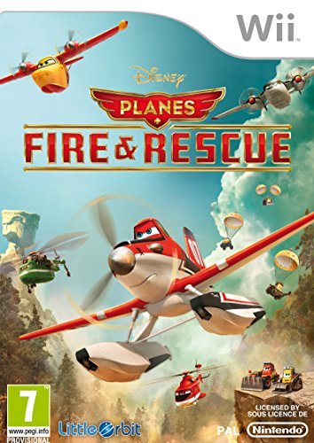 Disney Planes: Fire and Rescue  (Wii)