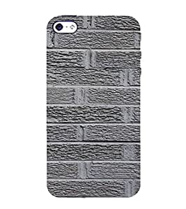 Ifasho Brikcs Modern Design Back Case Cover For Apple Iphone 4S