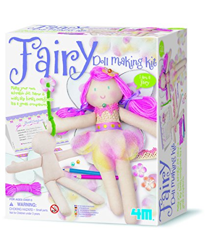 Fairy Doll Making Kit (Make Your Own Wand compare prices)