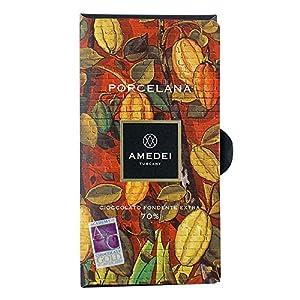 Amazon.com : Amedei Limited Edition Porcelana Bar : Chocolate Bars