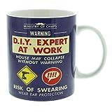 Vintage Style Coffee or Tea Mug Gift For Him - DIY Expert