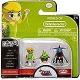 Nintendo Micro Mario Link, Makar and Bokoblin Figures
