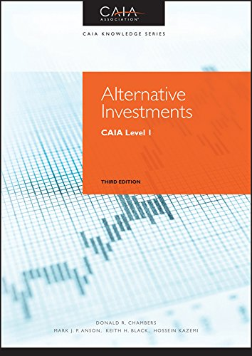 Download Alternative Investments: CAIA Level I (Wiley Finance)