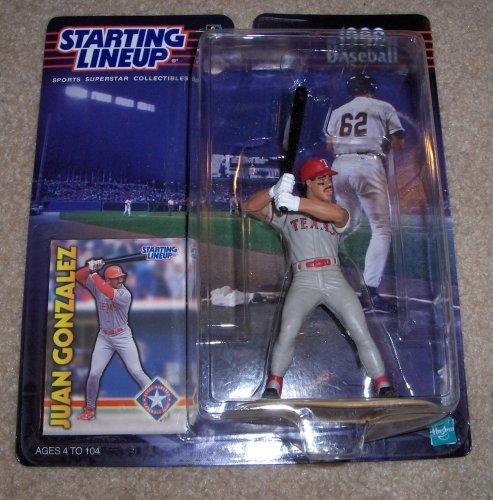 1999 Juan Gonzalez MLB Starting Lineup Figure