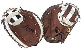 Mizuno GXS92 Franchise Pro Series 34 inch Full Sized Women's Fastpitch Softball Catcher's Mitt