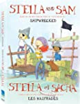 Stella and Sam: Shipwrecked (Bilingual)