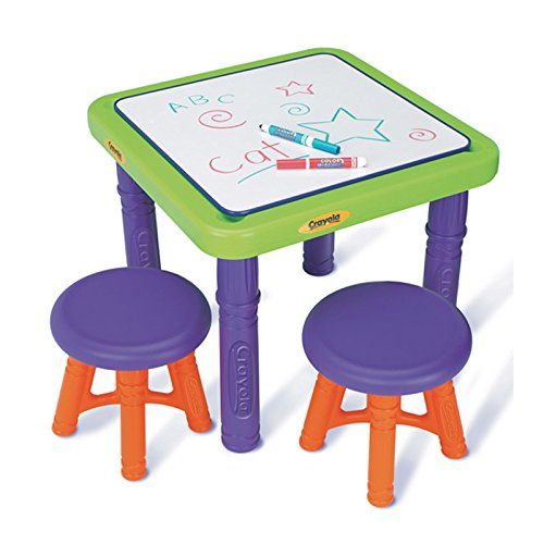 Crayola Sit And Draw Play Table Furniture Tables Activity