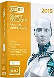 Software - ESET Smart Security 2015 - 1 Computer (Minibox)