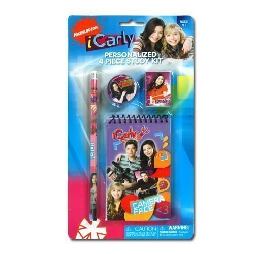 Icarly Study/Stationery Kit - 1
