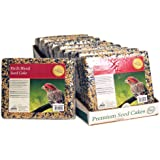 Heath Outdoor Products SC-31 Birds Blend Seed Cake, 2-Pound, Pack of 10