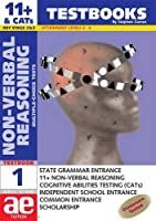 11+ Non-verbal Reasoning: Test Book Bk. 1: Multiple Choice Tests (11+ Verbal Reasoning Workbooks for Children)