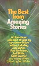 The Best from Amazing Stories by Jack Vance