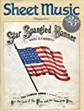 img - for Sheet Music Magazine January/February 2002......Volume 26 No.1..25th Anniversary Issue. Star Spangled Banner book / textbook / text book
