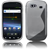 Cbus Wireless Clear S-Line TPU Flexiable Rubber Case / Skin / Cover for Samsung NEXUS S / GT-i9020T / Nexus S 4G from Google / D720
