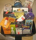 Flambeau 2-Tray Tackle Box - W/Mega Tackle Kit Included - Saltwater