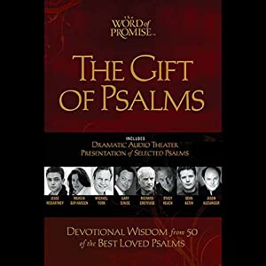 The Gift of Psalms: The Word of Promise Audio Bible: NKJV | [Thomas Nelson, Inc.]