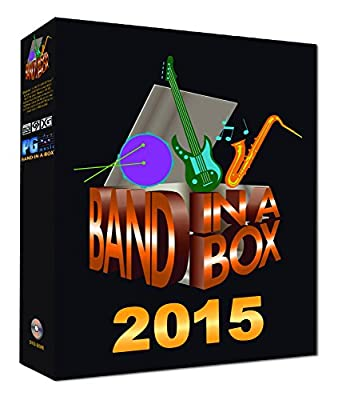 PG Music Band-In-A-Box Pro 2015