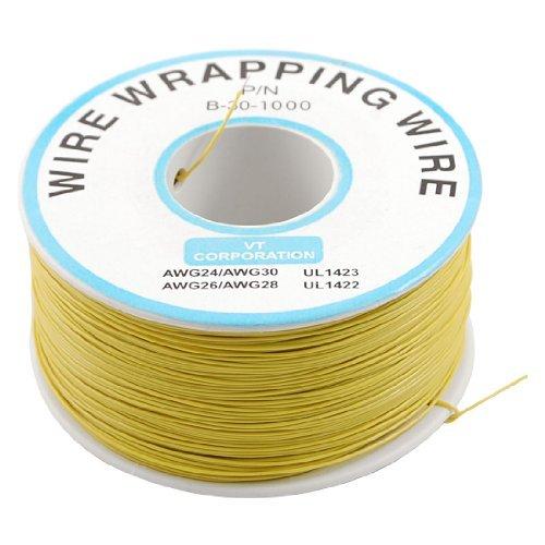 revetement-en-pvc-jaune-etain-plaque-cuivre-pour-emballage-fil-305-m-30-awg-enrouleur-de-cable