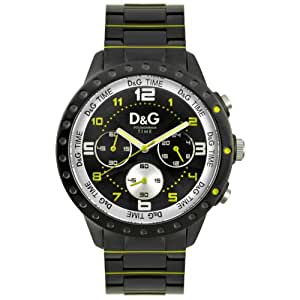 D&G Dolce & Gabbana Men's DW0193 Navajo Chronograph Watch