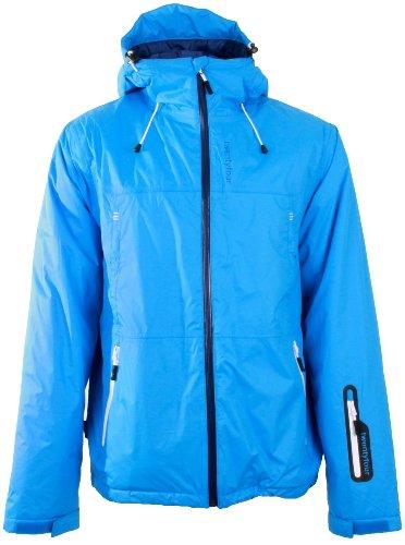 Twentyfour Herren Vista PrimaLoft Jacke - Farbe: blau Größe: XL