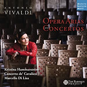 Vivaldi: Opera Arias and Concertos