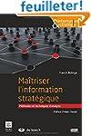 Ma�triser l'information strat�gique :...