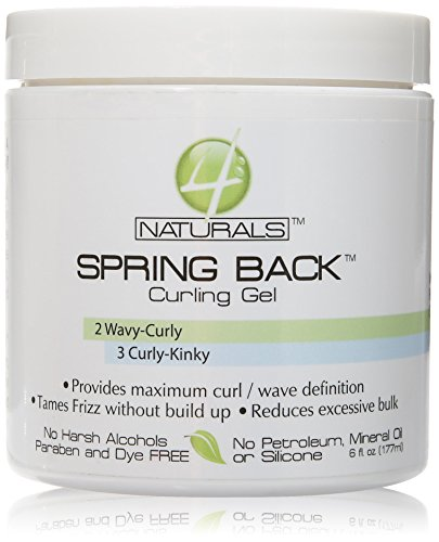 4 Naturals Spring Back Custard, 6 Ounce (4 Naturals compare prices)