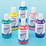 Pearlised Acrylic Paint (Set of 6)