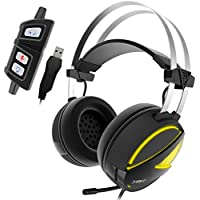 Gamdias GD-HEBE M1 Over-Ear 3.5mm Gaming Headphones