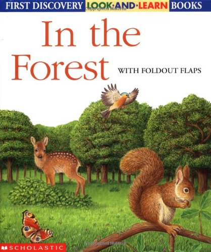In the Forest (First Discovery Look and Learn), Gallimard-Jeunesse