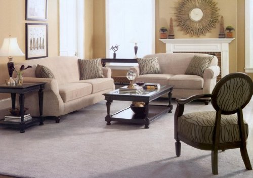Bradford Three Piece Living Room Set