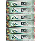 Emotion Premium Incense Sticks With Free Match Box Inside Every Box (Pack Of 6)