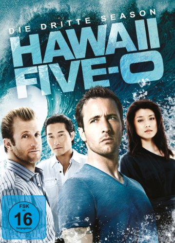 Hawaii Five-0 - Season 3 [7 DVDs]