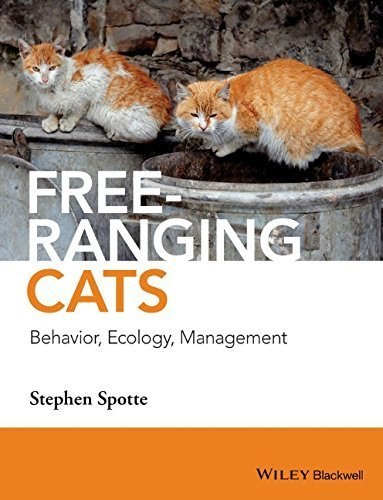 Free-ranging Cats: Behavior, Ecology, Management by Spotte, Stephen (2014) Hardcover (Free Ranging Cats compare prices)
