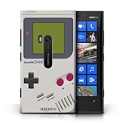 STUFF4 Phone Case/Cover/Skin / NOKLUM920 / Games Console Collection from Stuff4