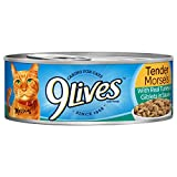 9Lives Tender Morsels With Real Turkey & Giblets In Sauce
