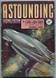 [Pulp magazine]: Astounding Science-Fiction -- August 1940, Volume XXV, Number 6 (British Edition)