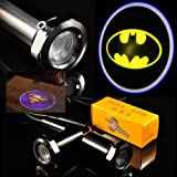 Ghost Shadow Laser Projector Logo Cree LED Step Door Courtesy Light Bulbs - Batman